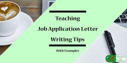 Sample cover letter for new graduate teacher